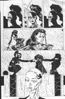 Vesper #2 p.27 Comic Art