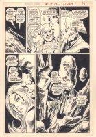 World's Finest Comics #212 p.13 - Superman & J'onn J'onzz - 1972 Comic Art