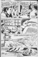 'Master of the World' p.13 (1977) Comic Art