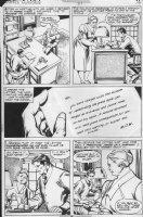'Master of the World' p.16 (1977) Comic Art