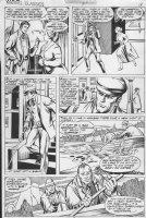 'Master of the World' p.18 (1977) Comic Art