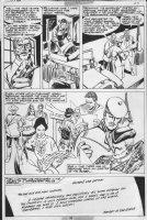 'Master of the World' p.20 (1977) Comic Art
