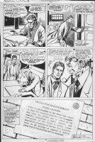 'Master of the World' p.21 (1977) Comic Art