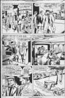 'Master of the World' p.23 (1977) Comic Art
