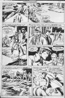 'Master of the World' p.25 (1977) Comic Art