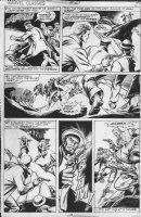 'Master of the World' p.29 (1977) Comic Art