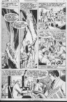 'Master of the World' p.7 (1977) Comic Art