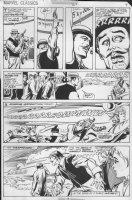 'Master of the World' p.9 (1977) Comic Art