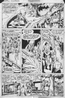 'She' p.19 (1977) Comic Art