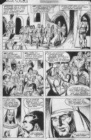 'She' p.21 (1977) Comic Art