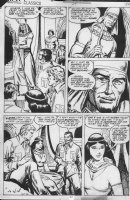 'She' p.22 (1977) Comic Art