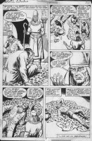 'She' p.25 (1977) Comic Art