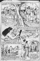 'She' p.26 (1977) Comic Art