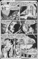 'She' p.35 (1977) Comic Art