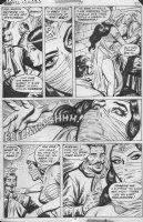 'She' p.37 (1977) Comic Art