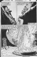 'She' p.43 (1977) Comic Art