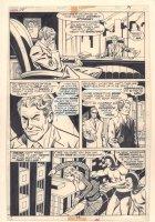 Daredevil #118 p.14 - Matt Murdock and the Circus of Crime - 1975 Comic Art