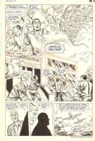 Hawkman #2 p.10 - Hawkman & Hawkwoman - Lots of Birds - 1986 Comic Art