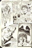 Hawkman Special #1 p.28 - Rock Aliens - 1986 Comic Art