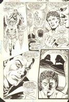 Hawkman Special #1 p.28 - Rock Aliens - 1986 Comic Art