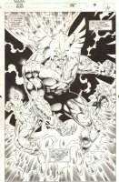 Guardians of the Galaxy #45 p.11 - 100% Splash - 1994 Comic Art