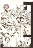 Troublemakers #17 p.15 - Great Girls - 1998 Signed Comic Art