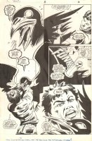 Coyote #8 p.3 - 1984 Comic Art
