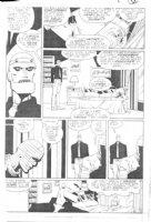 Doom Patrol #9 p.6 Comic Art